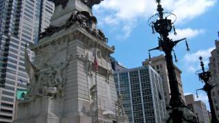 Downtown Indianapolis Tour