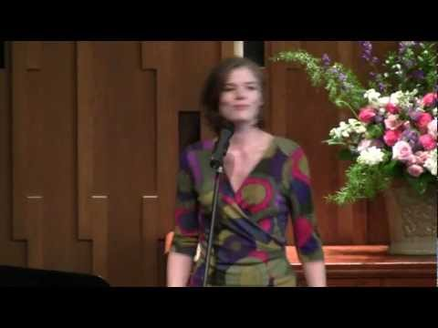 Erin McGaughan Sings Cheers Theme Song on Community—02-05-2012