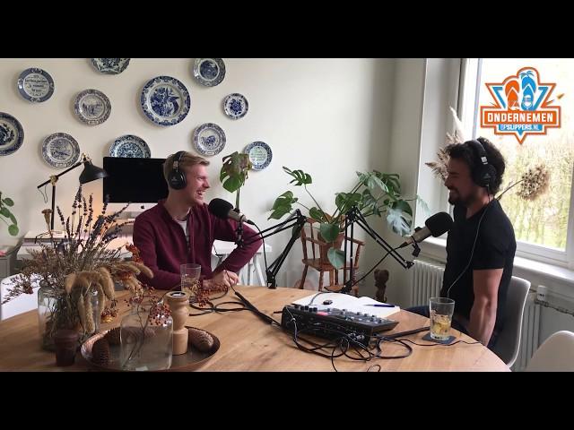 Slippertje 7: Van Uurtje Factuurtje tot Digital Nomad met Dennis van Leeuwen