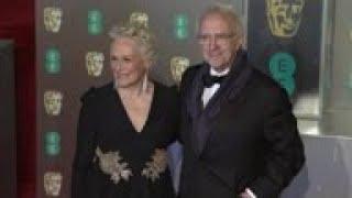 Richard E Grant's ecstatic BAFTA night