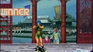 [KOF2K2 GGPO] Muneji(JAP) vs Hummer(JAP) -9-