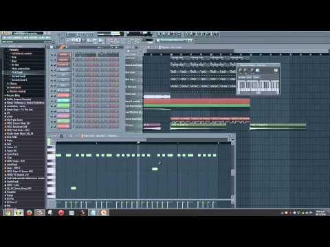 The Chainsmokers - #SELFIE (Original Mix) (FL Studio Remake + FLP)
