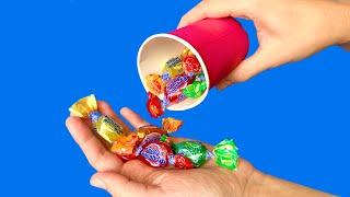 Этот фокус с конфетами Дети НИКОГДА не забудут