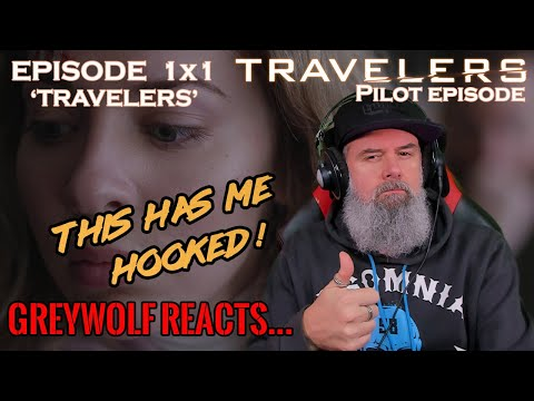 Travelers - Pilot Episode 1x1 'Travelers' | REACTION & REVIEW
