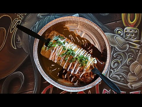 California Dream Eater visits Sancho's Tacos in Huntington Beach