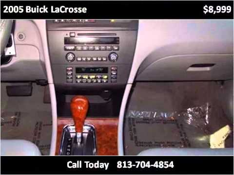 2005 Buick LaCrosse Used Cars Plant City FL