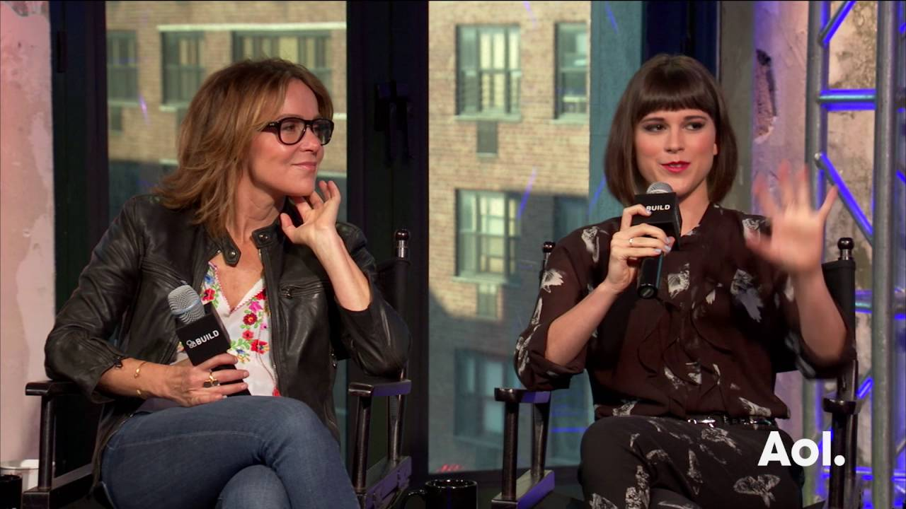 """Download The Cast Discusses Their Amazon Comedy, """"Red Oaks""""   BUILD Series"""