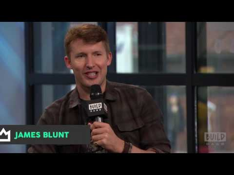 "James Blunt Discusses His Album, ""The Afterlove"""