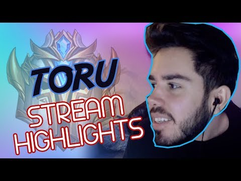 YENİ SEZON! (Toru Stream Highlights #3)