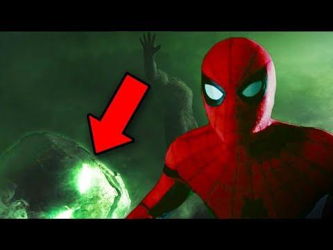SPIDERMAN Mysterio Illusion New Easter Eggs Revealed!   Inside Marvel