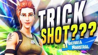 INTENTO UN TRICK SHOT Y...