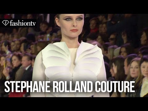 Stephane Rolland Spring/Summer 2014 | Paris Couture Fashion Week | FashionTV