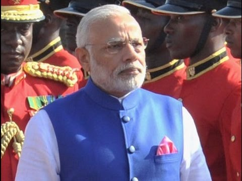 PM to offer floral tribute to the statue of Mahatma Ghandhi