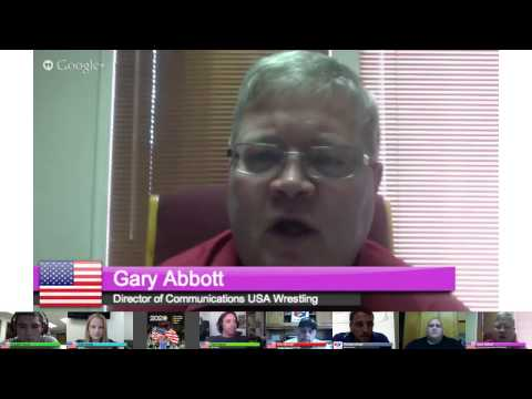 Rulon Gardner & Rich Bender Google+ Hangout On Air
