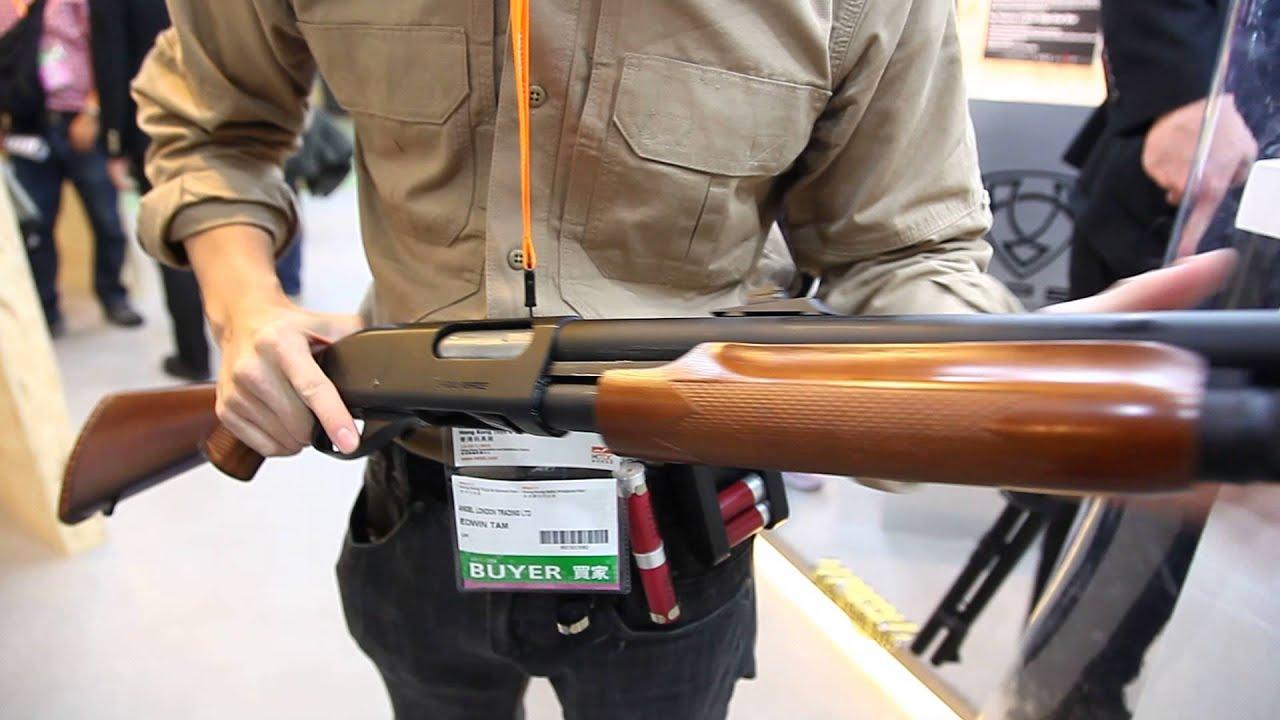 Aps Cam870 Shotgun