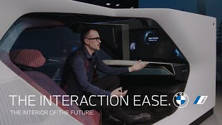 The BMW i Interaction EASE. The interior of the future world.
