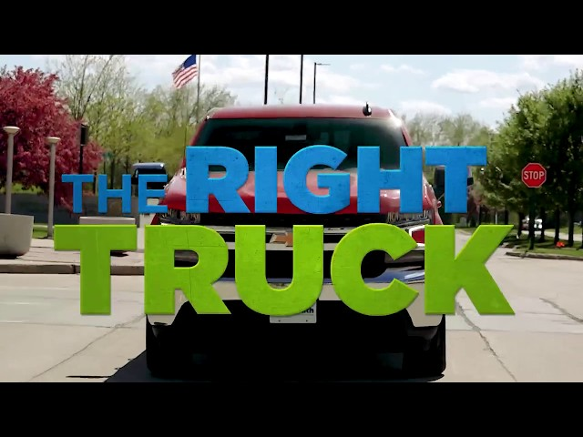 The Right Truck. You Want It, We Got It!