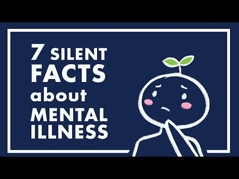 7 Silent Facts About People Struggling With Their With Mental illness