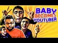 Baby Become Youtuber by Mango Squad