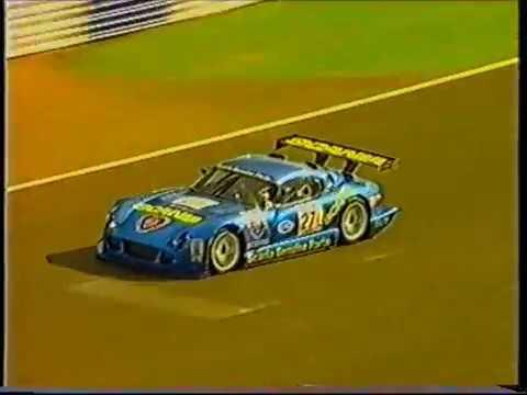2000 BRDC British GT Championship  Rd 5 Silverstone
