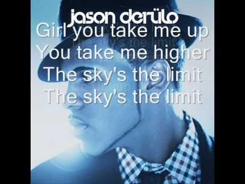 Jason Derulo • The sky is the limit with lyrics!
