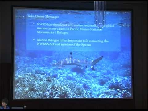 Workshop: National Wildlife Refuges in the Ocean -- Challenges and Opportunities
