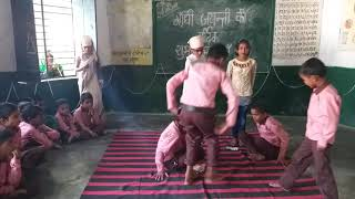Students of PS ahrola 2 Oct  video