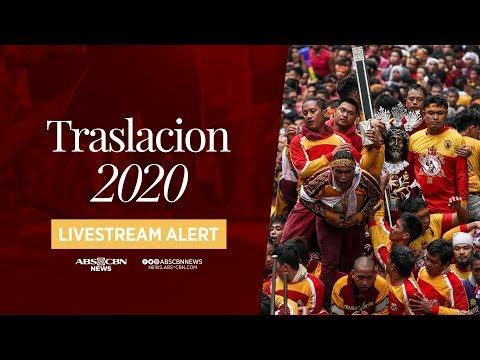 Traslacion 2020 | ABS-CBN News Live Coverage