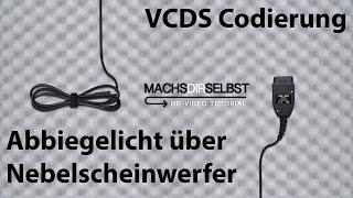 audi a3 8v abbiegelicht ber nsw codieren mit vcds tutorial hd