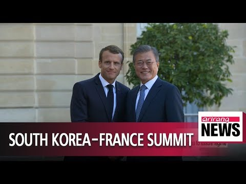 President Moon calls on international community to lift sanc