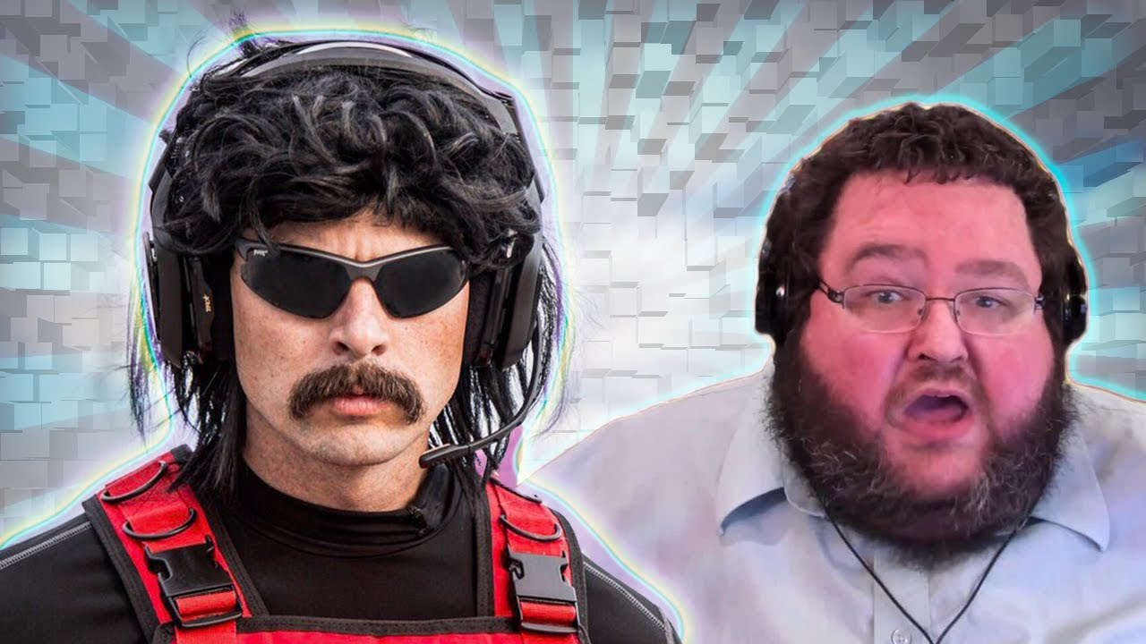 Dr DisRespect Admits LIVE to Cheating on His Wife and Boogie2988 Divorce... - YouTube
