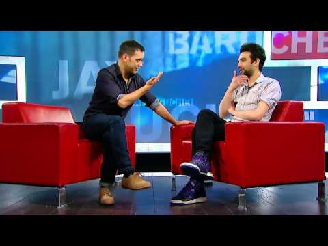 Jay Baruchel On George Stroumboulopoulos Tonight: INTERVIEW