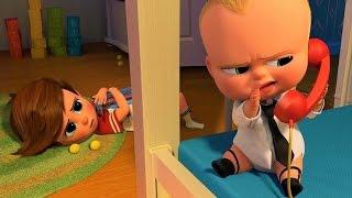 Босс-молокосос - Трейлер 3 (2017) ENG / The Boss Baby
