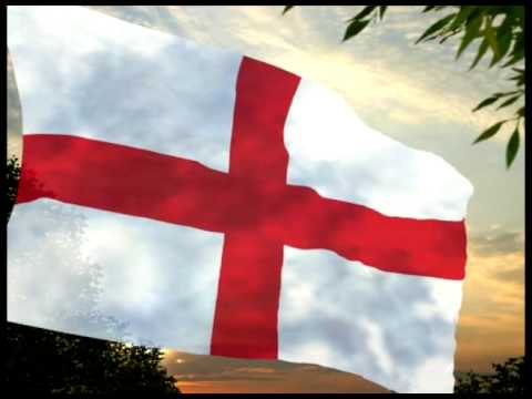 England/Inglaterra(Constituent Country of the UK/País Constituyente del R.U)(alternative anthem)