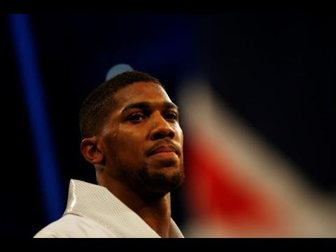 """ANTHONY JOSHUA VS JARRELL MILLER: """"THIS IS A BIG DEAL"""""""