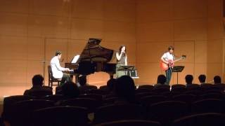 Vocal by Maiko Tate Guitar by Noriaki Ito Arrangement and Piano Pla...