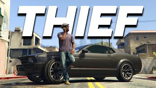 THIEF GETS AWAY WITH EVERYTHING | GTA 5 ROLEPLAY