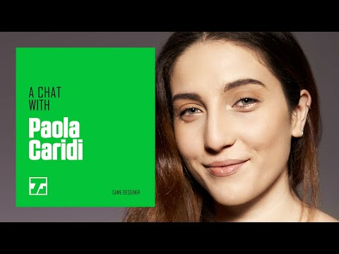 A chat with Paola Caridi - Game Designer at Jyamma Games