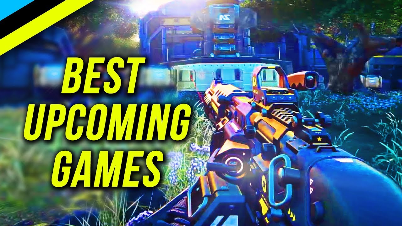 Top 5 Best Shooter Games Of 2019 Upcoming Youtube