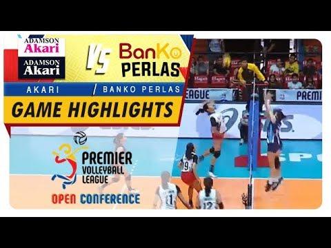 PVL OC 2018: BanKo-Perlas vs. Adamson-Akari   Game Highlights   November 6, 2018
