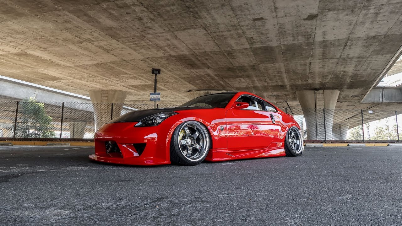 cleanest-350z-ever