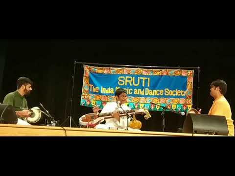 Navaneetha Chora | Ramana Balachandhran | Carnatic Veena