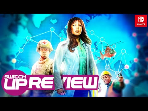 Pandemic Nintendo Switch Review - CONTAGIOUS FUN?