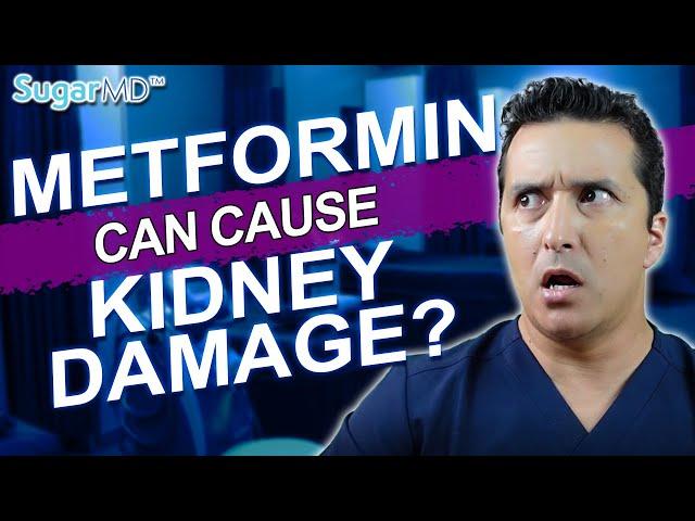 Metformin Side Effects: Is Kidney Damage one of Them? SugarMD