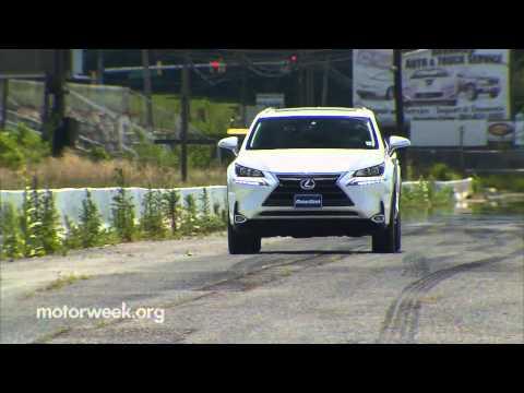 MotorWeek | Road Test: 2015 Lexus NX 300H