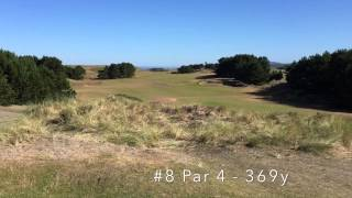Pacific Dunes - Bandon Dunes Golf Resort