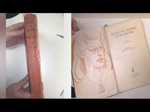 Woman returns library book 67 years later