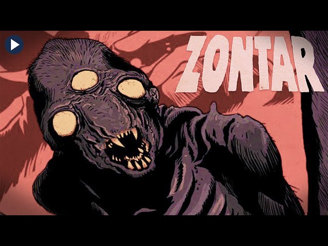 ZONTAR: INVADER FROM VENUS 🎬 Remastered Classic Full Sci-Fi Movie 🎬 English HD 2021