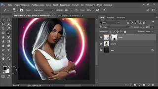 відео уроки фотошоп як зробити аватарку