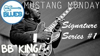 Mustang Monday Signature Series Tone #1 - BB King